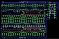 Mega-Krzysio-Konsola Pegasus z 4 procesorami, 2 gniazda kartridży!