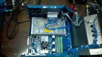 Stalowa frezarka CNC - wersja 2