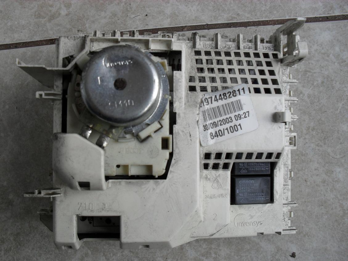 [Sprzedam] Programator do pralki Whirlpool AWM8143