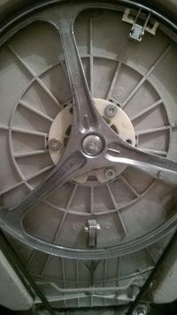 Pralka Whirlpool AWE 7236P - wymiana łożysk