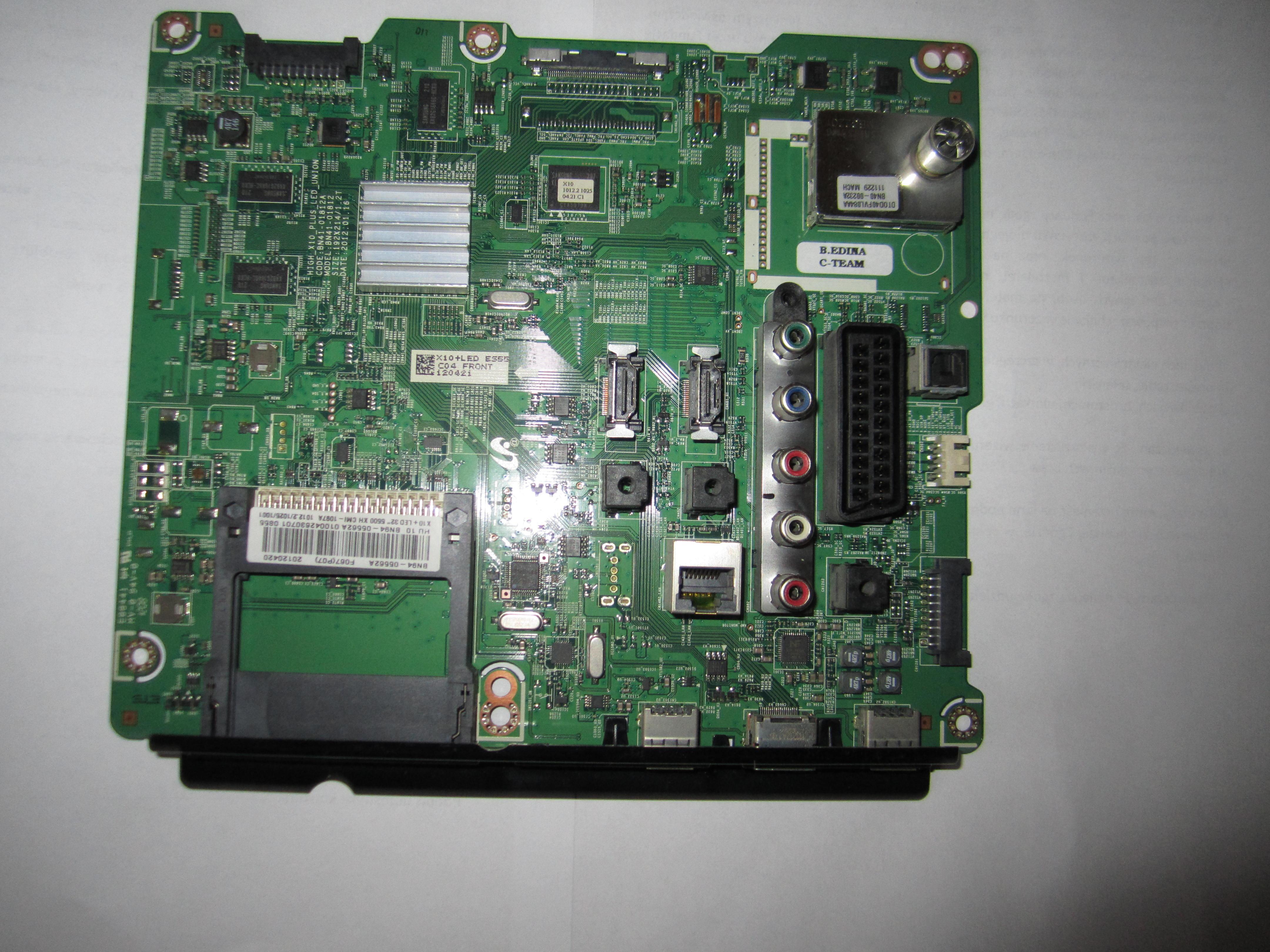 [Sprzedam] Modu�y do Samsunga UE32ES5500