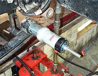 DAF 105 - Jak zdemontować katalizator?