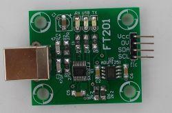 Izolowany galwanicznie kowerter USB-I2C (głównie AVR, Arduino ale i dla ARM)