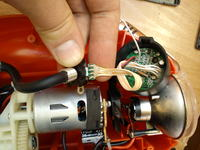 Kompresor Black&Decker ASI200 uszkodenie czujnika ciśnienia