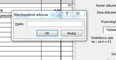 Jak dodać plik audio do ARKUSZA