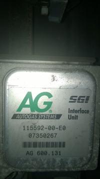 [Inne] Czujnik cisnienia gazu do AG SGI - prosta diagnoza