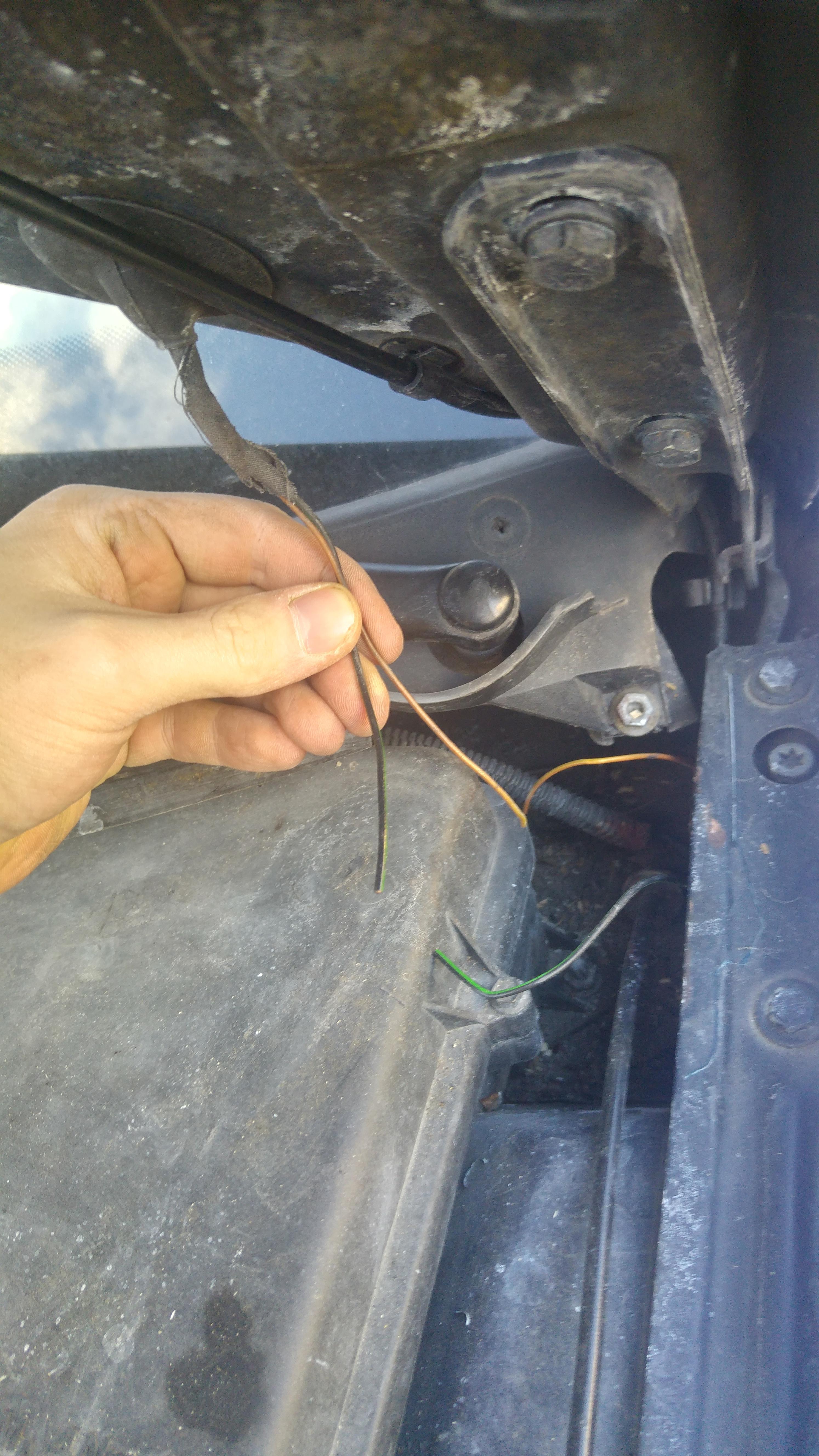 Audi A4 B5 Kable Z Maski Elektrodapl