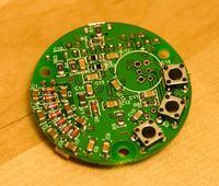 Ostatni z electroNIXclock - jednolampowiec NIXIE 1x Z566 Z570 Z560 LC513 IN12
