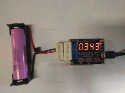 Miernik pojemności akumulatorków ZB2L3 made in China - Recenzja