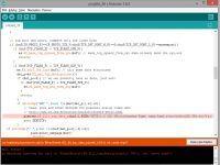 Kontrola temperatury przez internet na Ardunio + ENC28J60 + TMP36