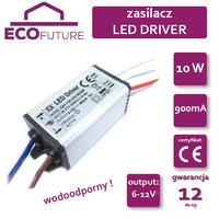LED COB + strobo + 2 drivery połączone równoległe, czy będzie działać ?