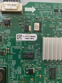 Samsung pS51d550 - Need dump eprom