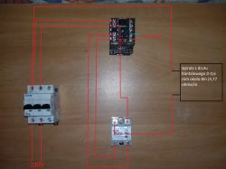 Schemat podłączenia regulatora temperatury REX-C100V