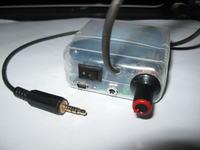mobilny wzmacniacz słuchawkowy