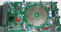 Miernik DT 9208A - jakie uklady scalone?
