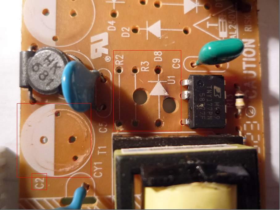 DVD Philips DVP3360 - w og�le nie startuje, �adnej reakcji