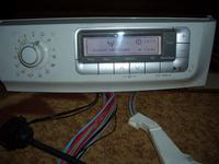 Pralka Electrolux EWF16981W - alarm code E38