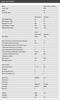Netia/D-Link/DSL-2640B - Nie mam �adnych wys�anych/odebranych Super Frames