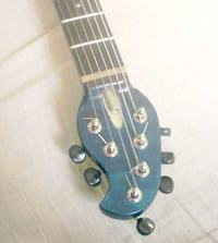 """Kolejna """"Becky"""" gitara elektryczna własnego projek"""