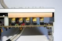 Klawiatura USB na podczerwień bez sprzętowych klawiszy