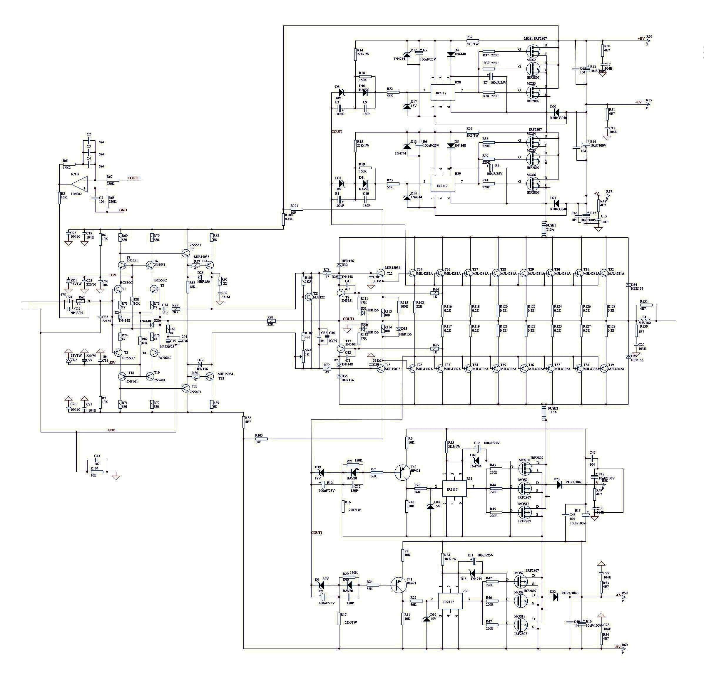 Wzmaciacz APEX H900 klasa H. Czy warto?