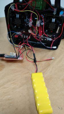 Uniwersalny pilot RC oparty na Arduino
