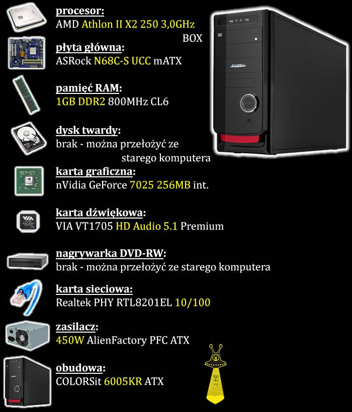 medion 7134 ctx 909 v.2 - cinergy tv (zawieszenie komputera)