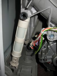 Pralka ELECTROLUX - Dudnienie w czasie wirowania.