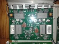 Electrolux PNC 949591508 - Błąd po wymianie tranzystorów.