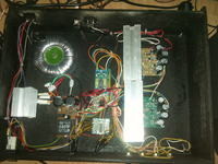 Tani wzmacniacz stereo DIY na TDA7294