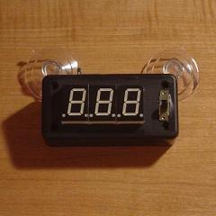 Uniwersalny miernik przyspieszenia