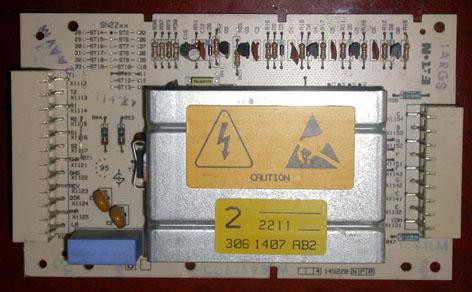 Siemens Siwamat Plus 7321-Silnik nie rusza, a wodę pobiera i wylewa