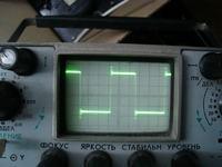 Problem z generatorem na MAX038