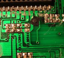 Medion MD 4631 - Chyba przetwornica wyświetlacza