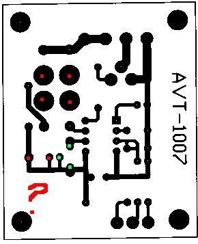 Regulator obrotów silnika 230V na układzie U2008