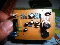 Sensor dźwięku- brak reakcji na dzwięk