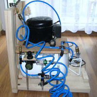 Reduktor Ciśnienia i kompresor