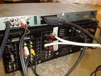 Onkyo TX-DS575X - podłączenie do TV i DVD.