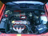 Opel Calibra 91r - kontrolka check