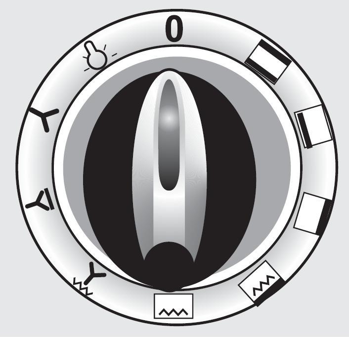 Instrukcja obslugi symbole pokreteł kuchni Amica C602 89Te -> Kuchenka Elektryczna Indesit Instrukcja Obslugi