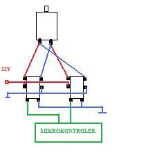 Zasilacz komputerowy jako zasilanie silniczka wycieraczek
