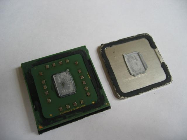 Procesor AMD ATHLON 64 5200+ przegrzewa się