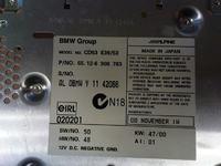 BMW CD53 CD Business Alpine - wyprowadzenie AUX