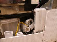 Zmywarka Bosch srs4672eu nie wylewa wody