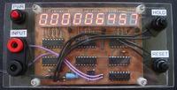 9-cyfrowy licznik impulsów