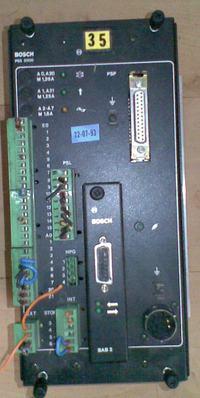 Sterownik Bosch od nieznanej maszyny