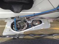 Wymiana pompy paliwa w Alfa Romeo 164
