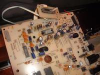 Keyboard Casio CT-470 awaria