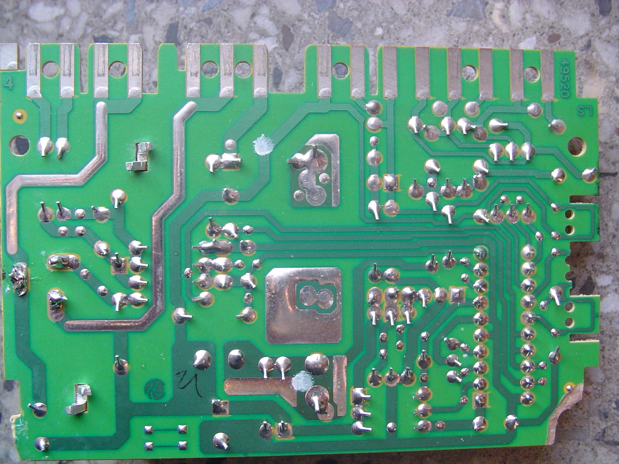 CVA218 Modu� pralki PDP 885 czy dam rad� naprawi�?
