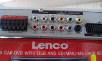 tv LG i wieża(głośniki) Lenco - jak podłączyć aby był głos z tv?